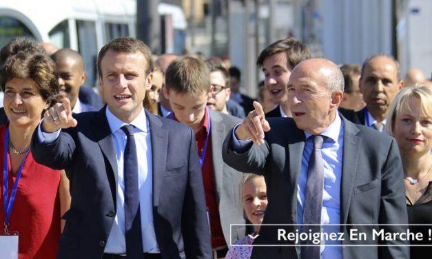 Présidentielle 2017. Gérard Collomb, le jour le plus long