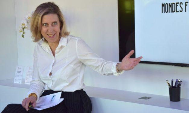 Emma Lavigne, capitaine de la 14e Biennale d'Art contemporain de Lyon