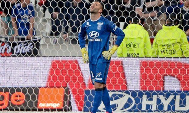 OL 1 – Lorient 4. Encore une claque