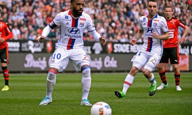 Rennes 1 – OL 1. Comme d'habitude…