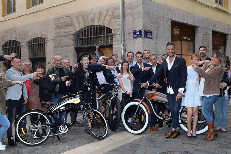 The Cykle. Le vintage en a encore sous la pédale