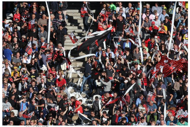 Les tribunes VIP de LOU Rugby – Clermont