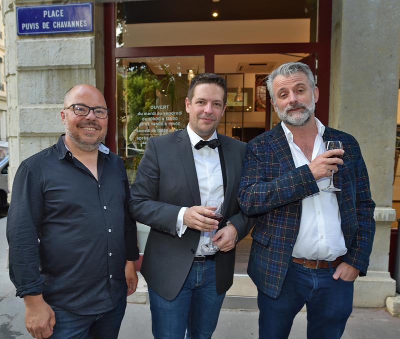Cuisines Bernollin Inauguration Du Showroom - Cuisine bernollin
