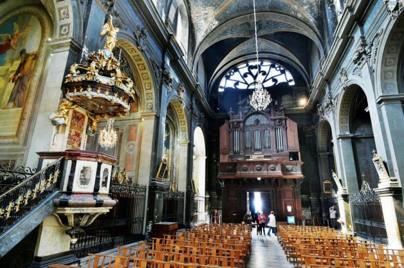la chapelle de la. Fine Chapelle Lyon Applaudit La Renaissance De Chapelle Lu0027Htel Dieu With La De I