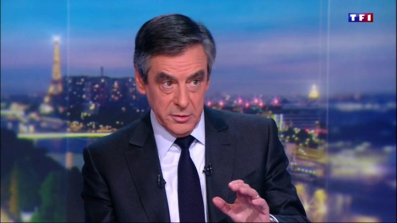 Législatives 2017. Merci Fillon