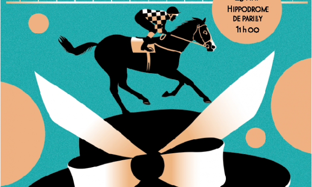 Hippodrome de Parilly. Une garden party au triple galop