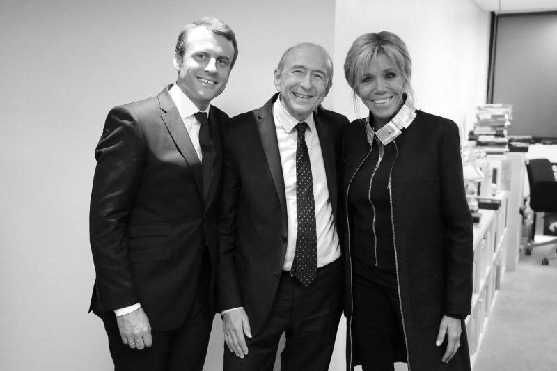 Présidence Macron. Gérard Collomb, ministre de l'aménagement du territoire ou de l'Intérieur ?