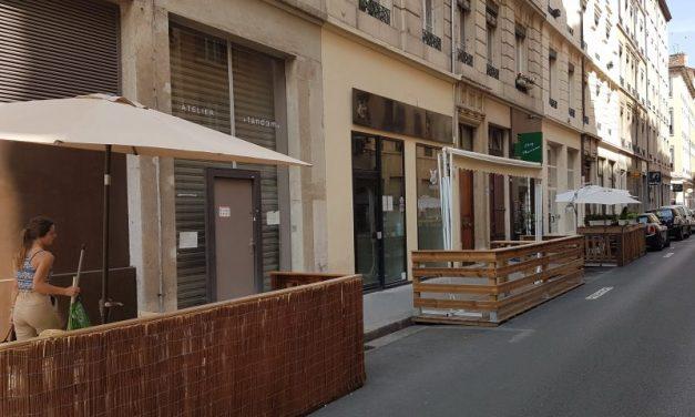 Les restaurateurs terrassés par la hausse des prix de leur emplacement