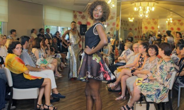 Fashion Glam Couture 2017. Best Western Charlemagne