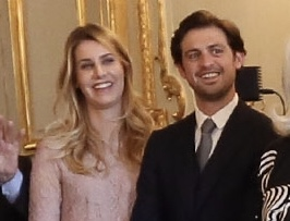 Exclusif. Jean-Michel Aulas marie son fils Alexandre
