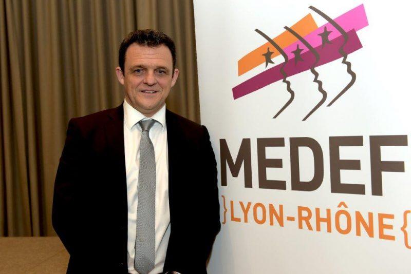 MEDEF Lyon-Rhône. Laurent Fiard rempile pour 3 ans