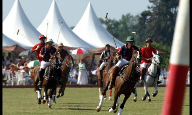 L'internationale Polo Cup est de retour à Lyon