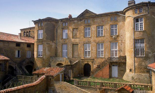 La vie de château pour les peintres de Jean Louis Mandon