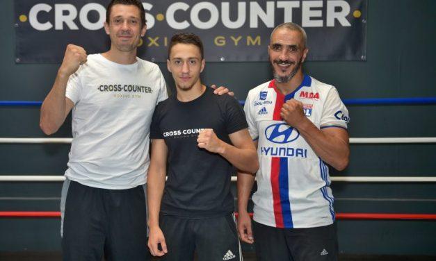 Le boxeur Michel Soro s'inscrit dans le projet de Cross Counter