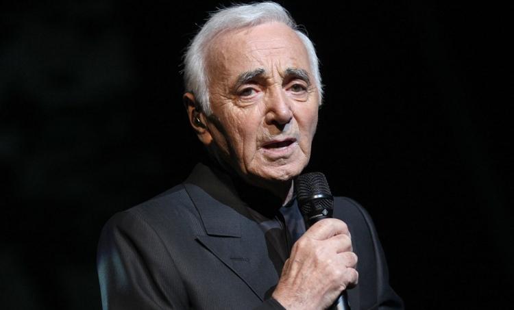 La tournée 2018 de Charles Aznavour passe par Lyon