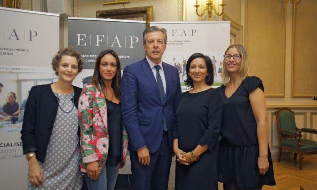 EFAP Lyon. Remise des diplômes 2017