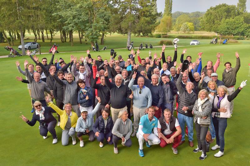 3ème Drive de l'Immobilier. Golf Club de Lyon