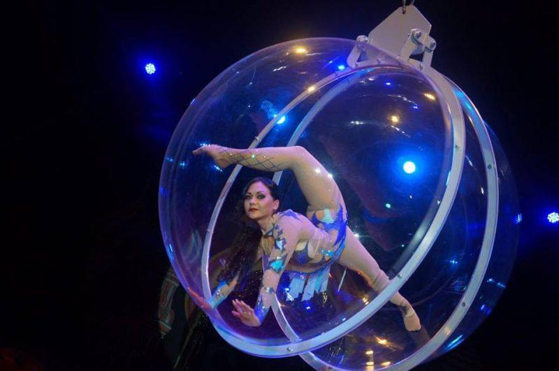 Cirque Imagine. Un nouveau spectacle pour de nouvelles sensations