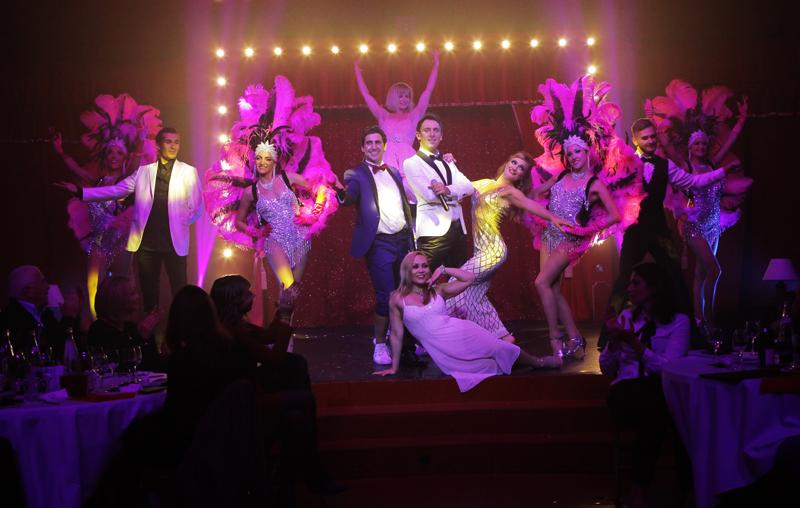 Cirque Imagine. Lancement du nouveau show