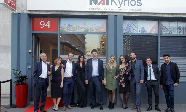 Immobilier d'entreprise. Inauguration du nouveau siège de NAI Kyrios