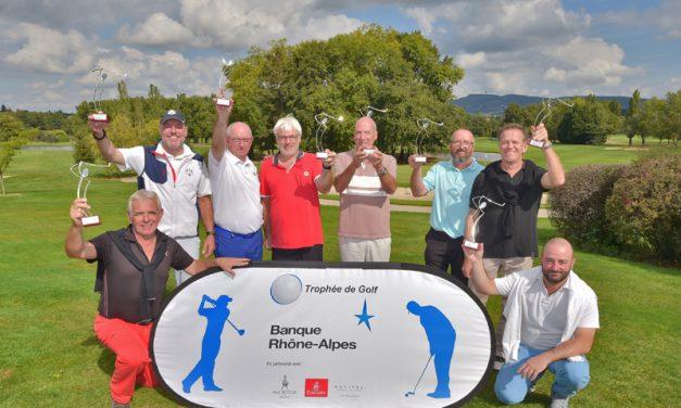 Trophée Golf Banque Rhône-Alpes. 11ème édition