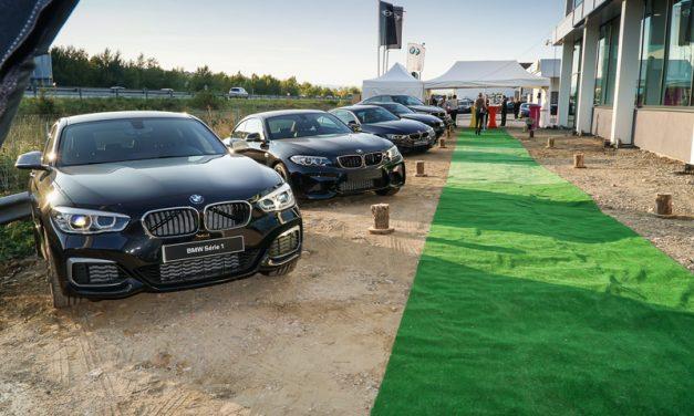 BMW Vienne. Altitude 38 dévoile sa nouvelle concession