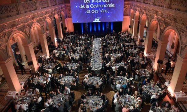 Trophées de la gastronomie. The place to be, ce lundi