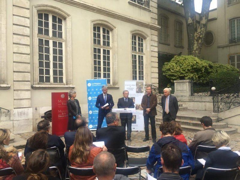 La Région met la main sur les Musées des Tissus et des Arts décoratifs de Lyon