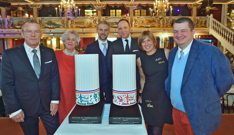 La Fondation Paul Bocuse en tenue de gala