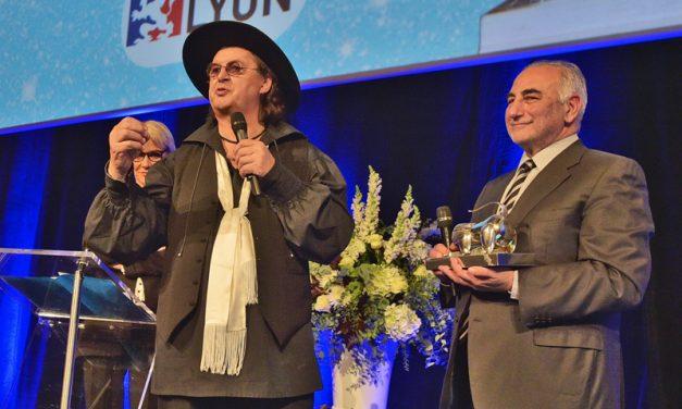 Marc Veyrat, parrain des 10èmes Trophées de la Gastronomie