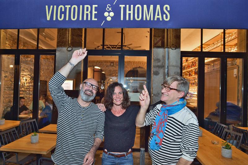 Restaurant Victoire  U0026 Thomas  Soir U00e9e  U00e0 La Sauce Demczyna