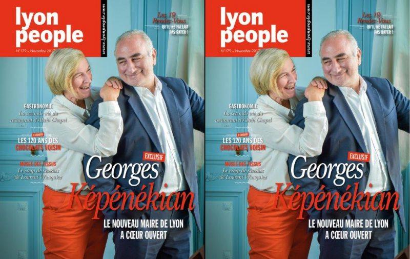 Lyon People vous emmène chez le nouveau maire de Lyon