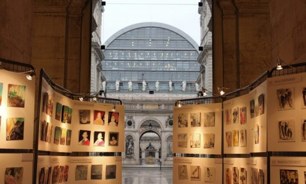 Les 111 des Arts. 111 artistes se mobilisent pour les enfants malades