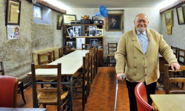 L'adieu de Jacques Bruyas à Robert Batailly