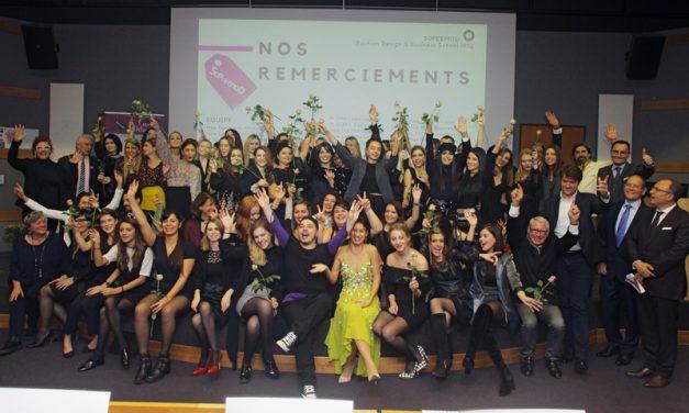 Supdemod 2017. Un diplôme Haute Couture