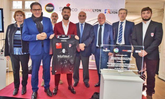Segeco pose la première pierre de son nouvel immeuble à Lyon