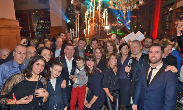 18 ans de Lyon People. Les photos d'une majorité bien arrosée