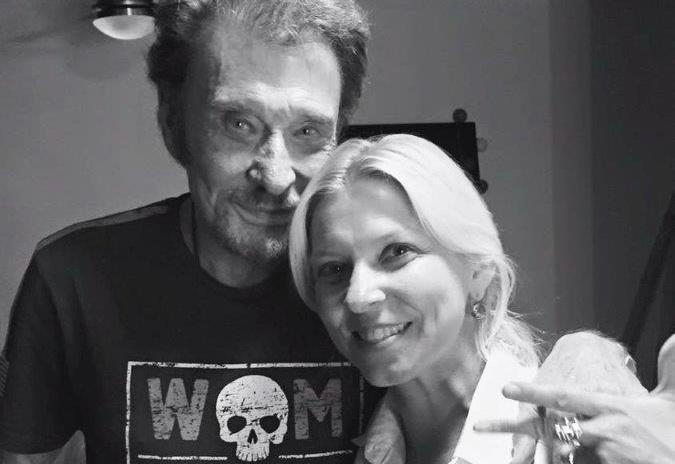 Marie Rigaud : « Johnny a changé la vie du Printemps de Pérouges »