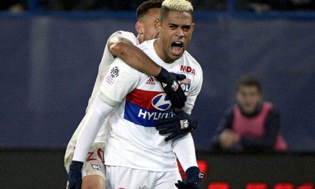Caen – OL: Lyon s'impose dans la difficulté