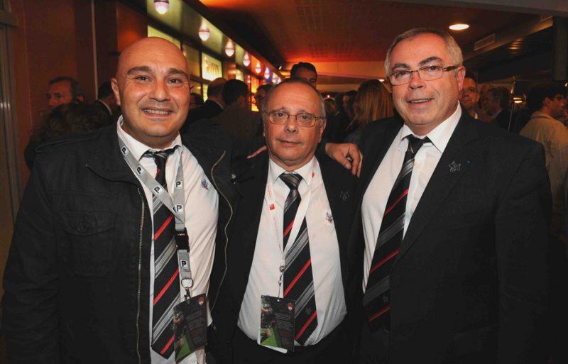Figure du LOU Rugby, Léandre Borbon a rendu l'âme