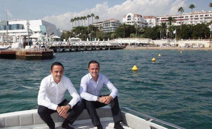 A Cannes, Antoine et Ugo Lecorché installent La Môme sur la Croisette