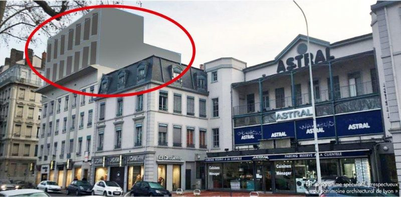 Le quai Augagneur ne sera pas défiguré par Carré d'Or Immobilier