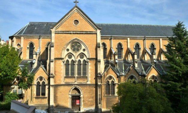 Bataille déontologique autour de l'église Saint-Bernard