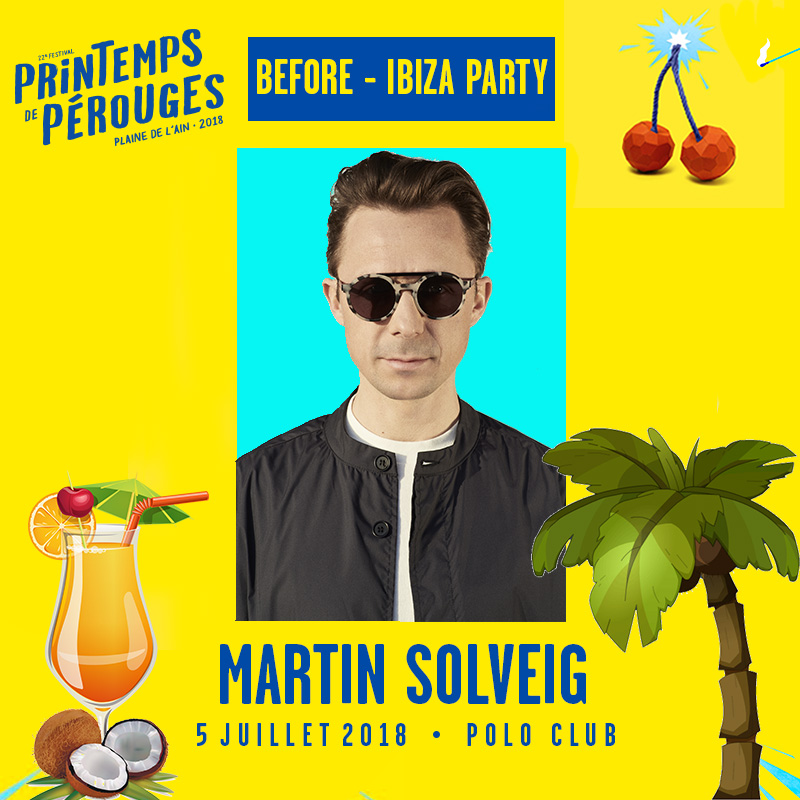 Martin Solveig, guest star du Printemps de Pérouges 2018