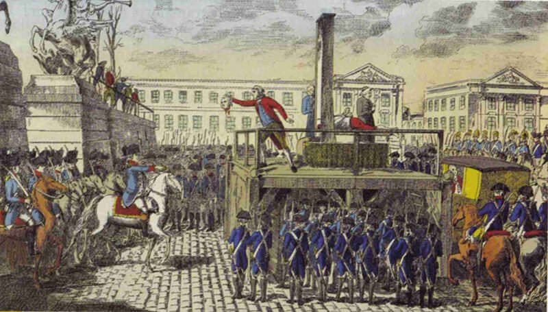 Messes en mémoire de Louis XVI à Lyon -