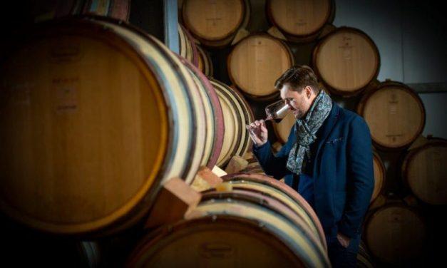 Stéphane Ogier. Le vigneron de Côte-Rôtie prend du galon