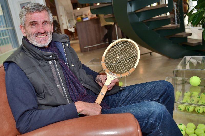 Ligue AURA de tennis. Gilles Moretton prend le pouvoir