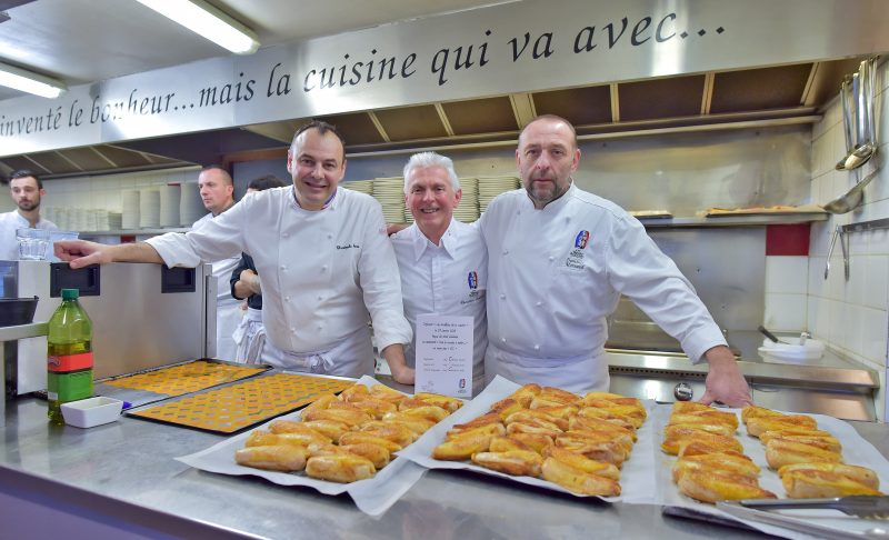 Gastronomie. Dominic Moreaud mijote un repas étoilé pour les plus défavorisés