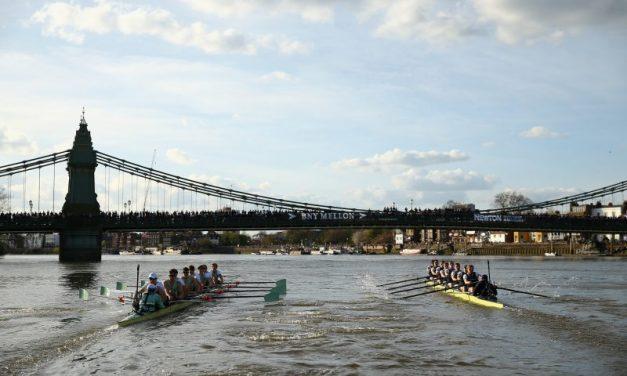 Aviron. Course internationale à Lyon en 2019