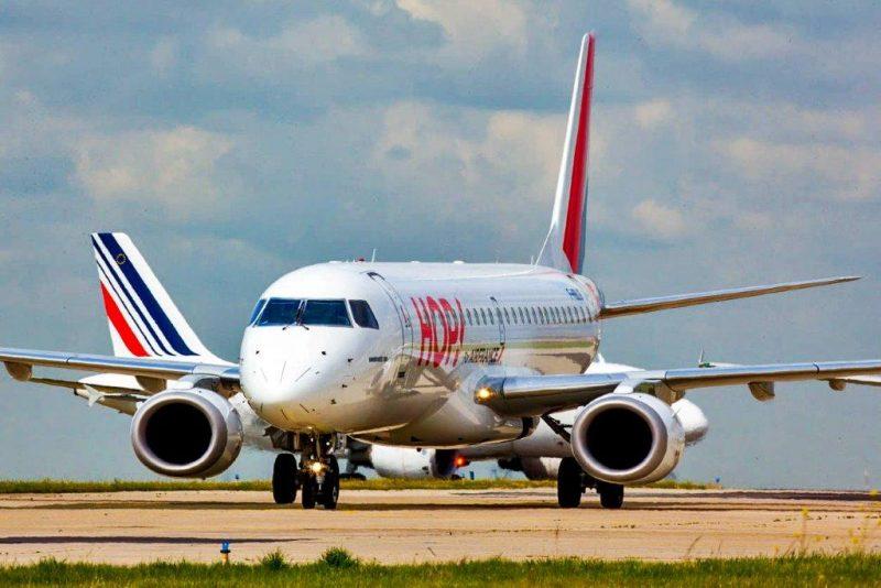 Hop ! Air France corse son offre depuis Lyon